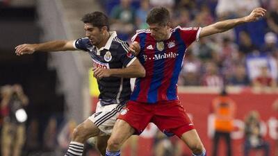 Alerta Chivas: en el 2014 coincidió amistosos internacionales con Liga MX y el Rebaño acabó 16