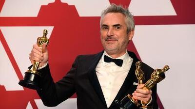 'Roma' gana para México el Oscar de mejor película extranjera