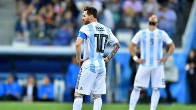 Argentina tiene posibilidades de clasificar, ¿pero hay esperanza?