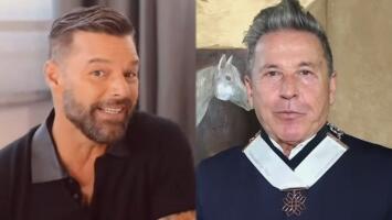 Otorgan a Ricky Martin y a Ricardo Montaner el Premio Internacional de la Paz 2021