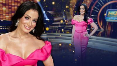 Dayanara Torres se vuelve toda una princesa para la semifinal de MQB All Stars