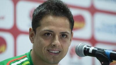 """'Chicharito' sobre los futbolistas mexicanos: """"Los mexicanos somos muy ching…"""""""