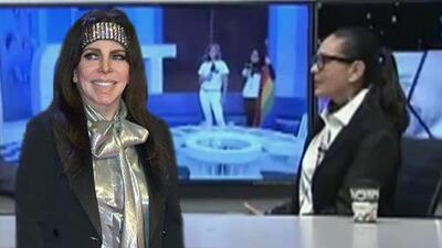 Te mostramos la entrevista a Yolanda Andrade que desató la sospecha de una supuesta boda con Verónica Castro