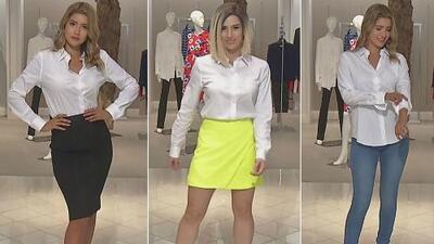 Porque no hay nada más versátil que una blusa blanca, tenemos para ti 9 buenas ideas para combinarla