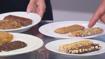 Te enseñamos cómo elegir una buena barra de proteína y evitar las que son poco saludables