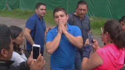 Alfredo Olivas habla sobre el arresto de su hermano por portar armas de forma ilegal en México