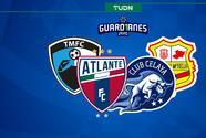 Quedaron listas las Semifinales de la Liga de Expansión MX