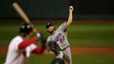 Los Dodgers confían que Clayton Kershaw estará listo para el Opening Day