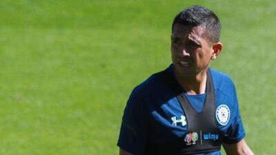 Elías Hernández se lesionó en el calentamiento previo al juego de Necaxa