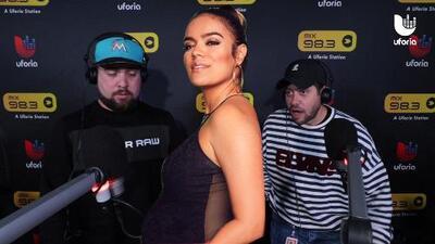 Trap News: Dice Anuel que Karol G no está embarazada y Khloe Kardashian dijo basta ya de infidelidades