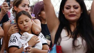 """""""Él incitó a todo esto"""": muchos no quieren a Trump en El Paso tras el tiroteo"""