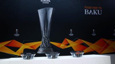 Con cruces tipo Champions, así quedaron los Cuartos de Final de la Europa League