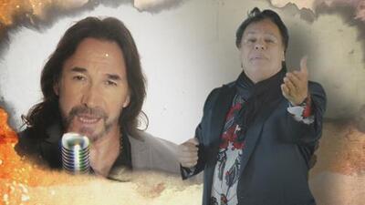 Vea el dueto de Juan Gabriel y Marco Antonio Solís