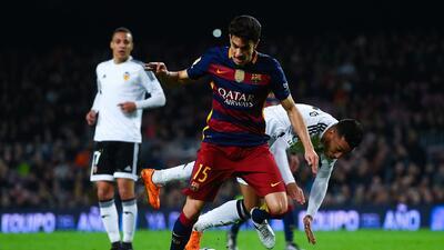 El Barça informó del traspaso de Bartra al Borussia Dortmund