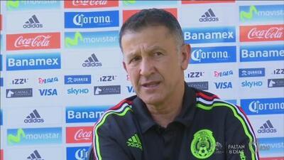 """Juan Carlos Osorio sobre nueva regla 10/8: """"Debería ser 60/40 a favor de los mexicanos"""""""