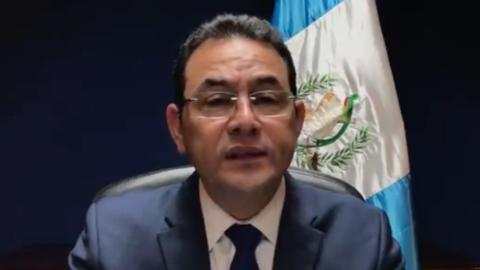 El presidente de Guatemala expulsa al jefe de la misión de la ONU que pidió investigar financiación electoral ilícita en su partido