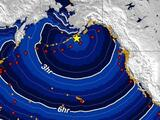 Descartan alerta de tsunami para costas de California tras terremoto de magnitud 7.5 en Alaska