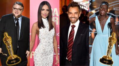 10 latinos que harán historia en la entrega número 90 de los premios Oscar