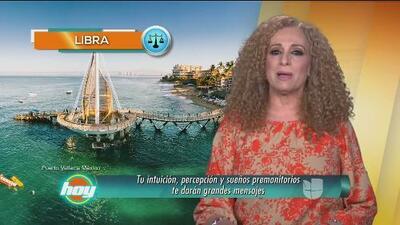 Mizada Libra 10 de enero de 2018