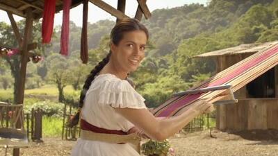Claudia Álvarez, categoría 'Mejor Actriz Protagónica'