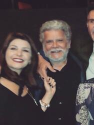 Jaime Garza y Rosita Pelayo