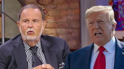 """Para Raúl de Molina no es noticia que el presidente Donald Trump llamara """"gordo"""" a un simpatizante"""