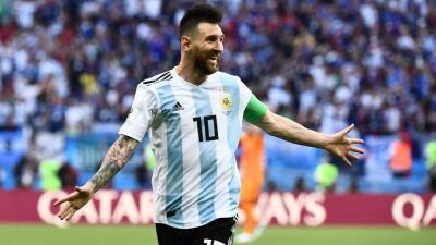 La lista de convocados con la que regresa Lionel Messi a la selección de Argentina
