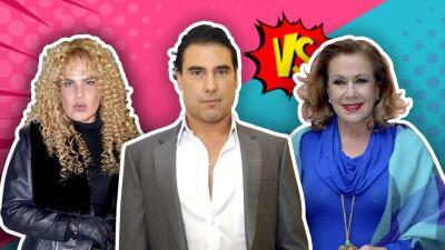 Los enemigos públicos de la farándula: estos famosos se han peleado con todo el mundo