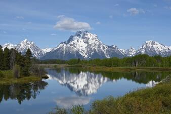 ¿Necesitas un poco de aire fresco? Estos son los 10 parques nacionales de EEUU más visitados (fotos)