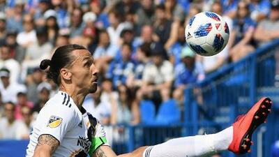 """¿Cae mal Zlatan en LAFC? """"no es mi problema, ellos me sufren"""", dijo el sueco de cara al derbi angelino"""