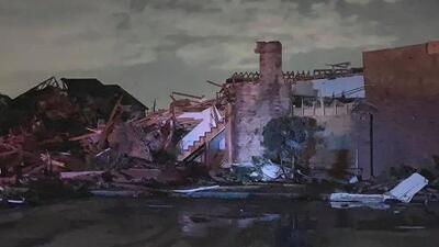 Estos tornados no nos quitaron la fe y la esperanza, dice pastor de una iglesia en Dallas que quedó totalmente destruida