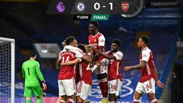 Arsenal sueña todavía con clasificar a la Europa League