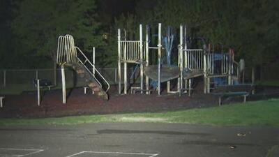 """Califican como """"sospechoso"""" un incendio que destruyó un parque de juegos en Linden, Nueva Jersey"""