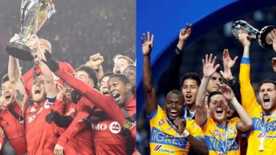 Duelo de campeones de MLS y Liga MX: la final adelantada de la Champions League de CONCACAF