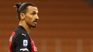 "Zlatan: ""El COVID tuvo el valor de desafiarme... mala idea"""