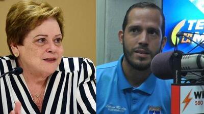 """""""¿Qué habrá pasado por la cabeza de esta señora para negociar un acuerdo tan desastroso?"""": Edwin Morales en referencia a Aida Díaz"""