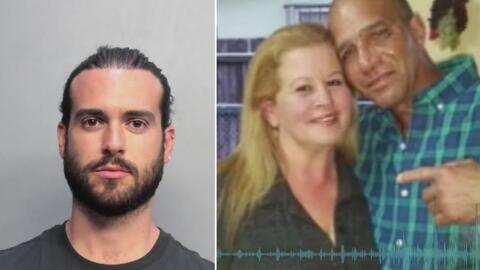 El desgarrador audio de la esposa del hombre que murió después que fue golpeado por Pablo Lyle