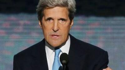 John Kerry será el próximo jefe de la diplomacia de EEUU