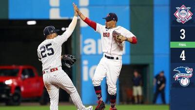 La Liga Americana hilvana su séptimo triunfo en el Juego de Estrellas