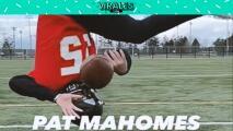 Se burlan de Patrick Mahomes tras su actuación en el Super Bowl LV