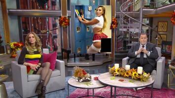 """""""Bendecida por un like"""": Lili y Raúl debaten sobre si el papa dio 'Me gusta' a la foto de una modelo brasileña"""
