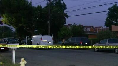 'Los Ángeles en un Minuto': un hombre murió tras ser víctima de una balacera en Pomona