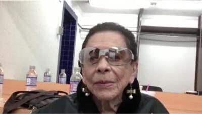 """""""Todavía no lo creo"""": la mamá de Edith González da sus primeras declaraciones tras la muerte de su hija"""