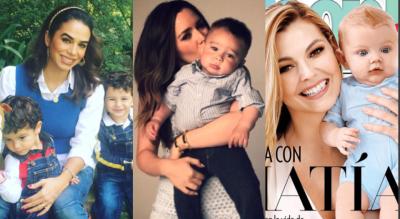 Estos bebés, por su ternura, eclipsaron a sus mamás famosas
