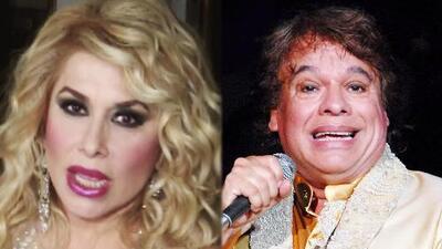 La cantante Dulce asegura que aún aparecerán más hijos de Juan Gabriel y ella conoce a uno