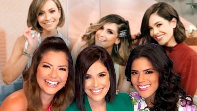 Corto o largo, liso o rizado, ¿qué look en el cabello les va mejor a Francisca, Ana y Karla?