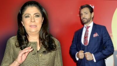 Victoria Ruffo deseó en su cumpleaños que se vayan los demonios, pero no se refería a Eugenio Derbez