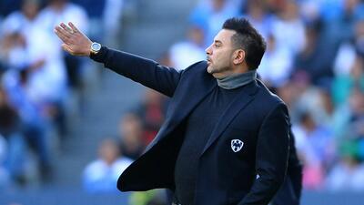 Antonio Mohamed renovó contrato con el Monterrey