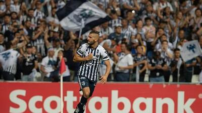 Rayados copó las distinciones individuales de la Concacaf Liga de Campeones