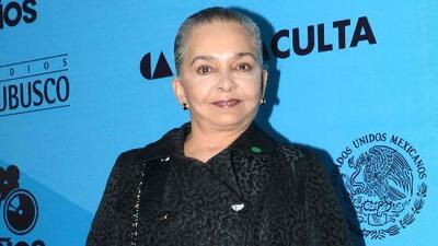 Ana Martin recibió un reconocimiento por sus 50 años de trayectoria